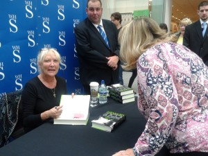 The charismatic, talented Martina Cole