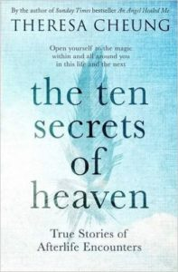 The Ten Secrets of Heaven - Theresa's latest book.
